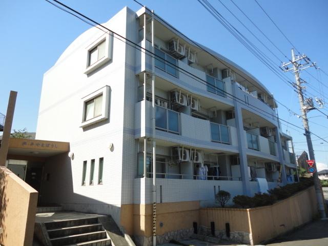 鉄筋コンクリート造のマンション!
