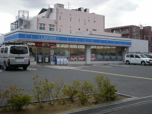 ローソン箕面稲店