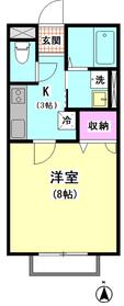シャルマン・ローザ 102号室
