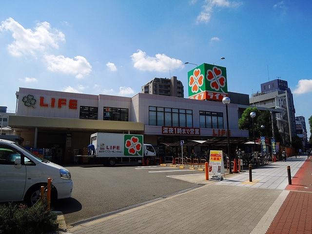 ライフ 野田店