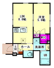 仮)西糀谷アパートメント 102号室