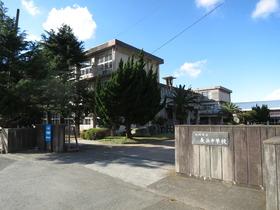 大洲市立長浜中学校