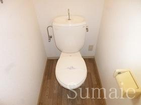 トイレとお風呂は別々です!