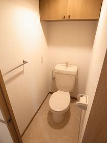 トイレも綺麗に清掃済み!!
