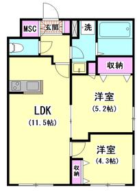 (仮称)本羽田1丁目メゾン 101号室