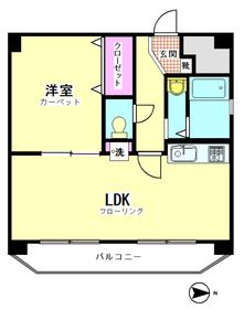 スターマンション 501号室