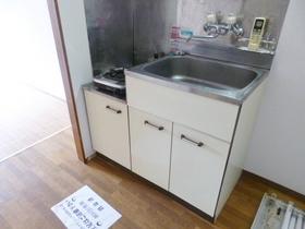 キッチンはこんな感じです☆