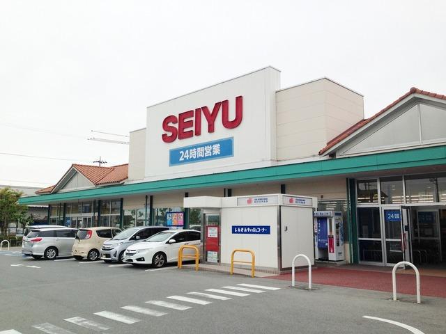 西友伊賀良店