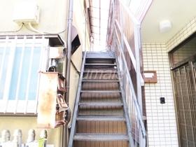 こちらから2階へあがれます☆