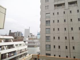 7階からの眺めです☆