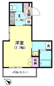 仮)エスポワール鵜の木 302号室