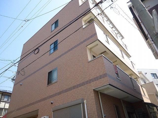 神戸市灘区篠原中町3丁目の賃貸マンション