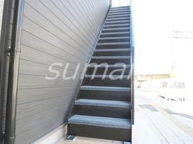 お二階への階段です☆