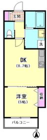 リヴェール カゲツ 203号室