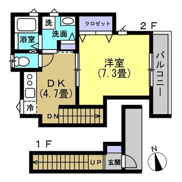 DK4.7 洋室7.3