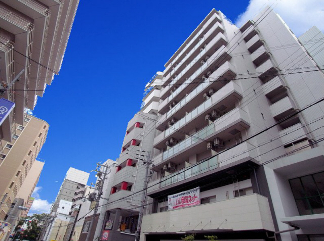 神戸市中央区御幸通6丁目の賃貸マンション