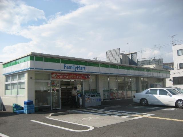 ファミリーマート長田丸山店