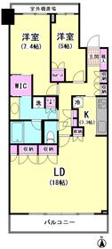 大森プロストシティレジデンス 1609号室