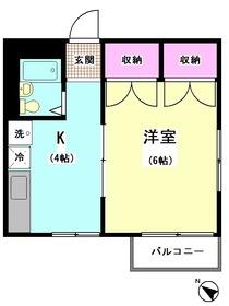 大森東ハイム山下 201号室