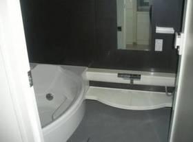 分譲ならではの豪華なバスルーム