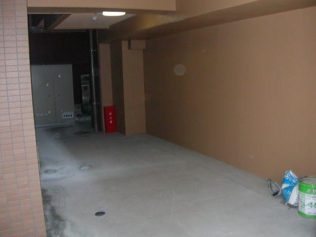 スカイコート九段下駐車場