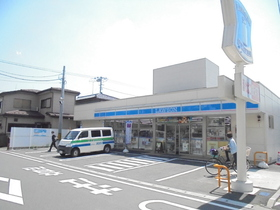 ローソン市川平田三丁目店