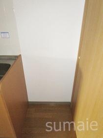 冷蔵庫置き場です☆