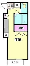 ジュネスナガサワ 203号室