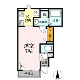 サンクタス OMORI 102号室