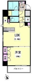 エスティメゾン大井仙台坂 801号室