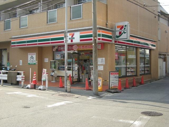 セブンイレブン大阪中津3丁目店