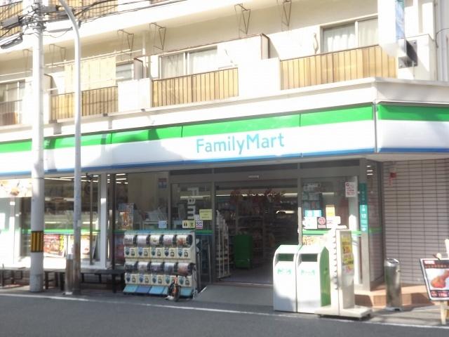 ファミリーマート淀川図書館前店
