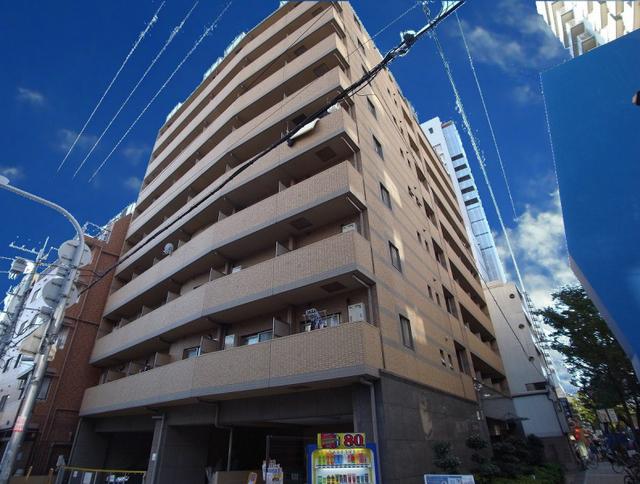 神戸市兵庫区新開地6丁目の賃貸マンション