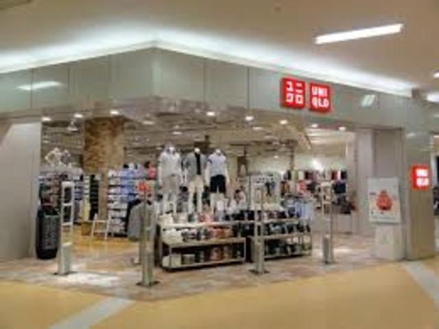ユニクロイズミヤ神戸玉津店