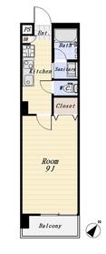 アビタシオンエムズV 405号室
