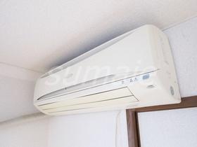 エアコン完備で快適ですね♪