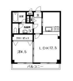 マンション/高知県高知市朝倉丙453ー3 Image