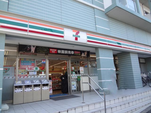 セブンイレブン船橋本郷町店