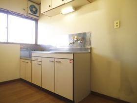 キッチン横のスペースもしっかりあります