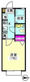 エスペランサ 105号室