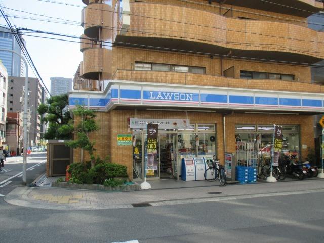 ローソン北区松ケ枝町店
