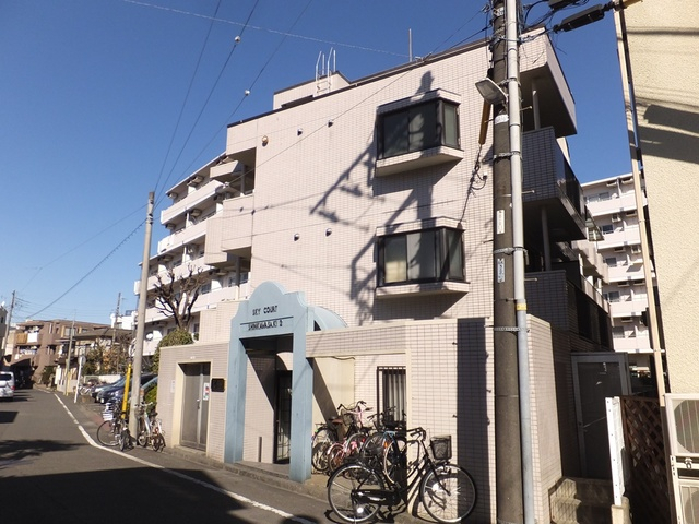 スカイコート新川崎2外観