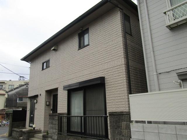 戸建て住宅のような外観です。