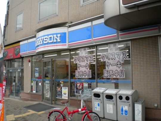 ローソン新梅田ITビル店