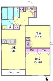 仮)南蒲田2丁目メゾン 201号室