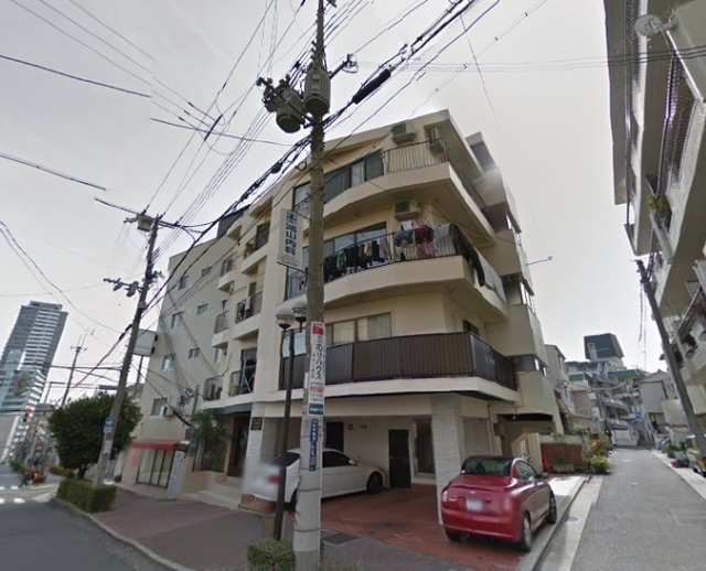 神戸市中央区山本通5丁目の賃貸マンション