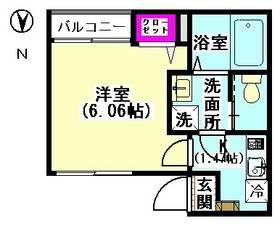 ピュア・ブランチ久が原 301号室