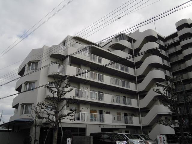 サンシティ明石江井ヶ島の外観写真