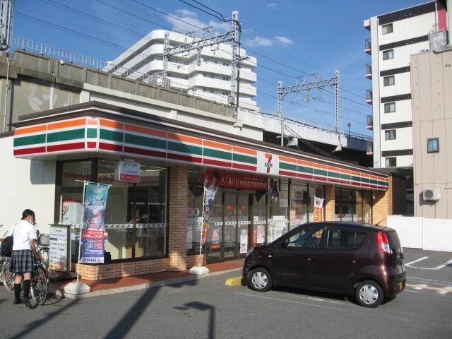 セブンイレブン大阪西九条5丁目店