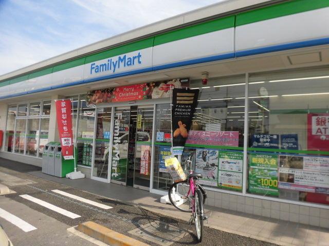 ファミリーマート松戸梨香台店